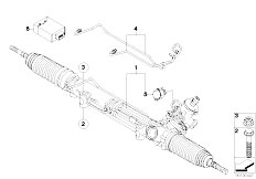 Dodge Ram Brake Line Diagram further Sailing Ship Rigging Diagram likewise 3000gt Stereo Wiring Diagram besides Hydro Steering Oil Pipes 2 also Toyota Solara Wiring Diagram. on bmw x3 exhaust diagram