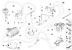 P 0900c152801bf0af additionally 11 in addition 11421702917 together with 11137570706 further Vacum Control Engine Turbo Charger. on bmw engine oil indicator