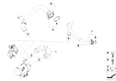 bmw n54 engine cooling system diagram bmw free engine image for user manual