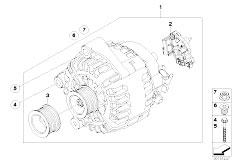Alternator on valeo alternator wiring diagram