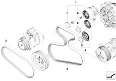 0165000 moreover Gmc Sierra 1990 Gmc Sierra Pictorial Diagram Of Heater Core Removal in addition Wiring Diagram Symbols For Hvac also T4221957 Change timing belt galant 04 as well Belt Drive Alternator Ac Power Steering 2. on damper control diagram