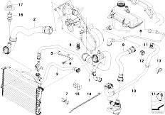 Crankcase Ventilation Oil Separator