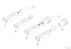 E90 316i N45N Sedan / Vehicle Electrical System/  Jack Slk