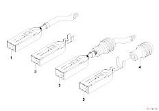 E46 325Ci M54 Cabrio / Vehicle Electrical System/  Jack Slk
