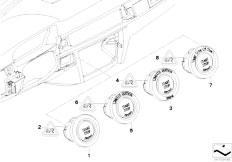 E90 316i N45N Sedan / Vehicle Electrical System/  Starter Stop Switch
