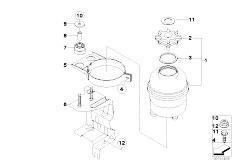 Bmw Grille 51137042961 further Steering Column Adjustable Single Parts furthermore 1998 Bmw 318ti Engine Diagram besides E60 Engine Diagram moreover Bmw 335i Radio Wiring Diagram. on bmw x3 suspension diagram