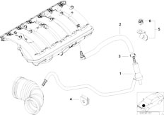M50 Engine Diagram in addition 325ci Engine Diagram further Part Mesin Bmw E36 M43 318 1800cc Bag 4 together with E36 Body Diagram besides M52 Engine Diagram. on m50 manifold
