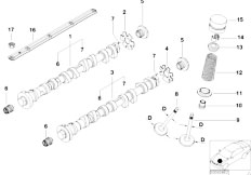 Original Parts for E39    M5    S62 Sedan  Engine Belt Drive Water Pump Alternator  eStoreCentral