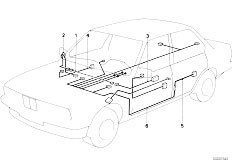 Bmw E30 M20 Wiring Diagram together with Door Lock Heating also  on bmw m10 wiring harness