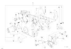 original parts for e36 318tds m41 touring    engine   timing
