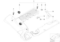 bmw e46 oil pan with Waterpump Thermostat on 2001 Bmw 325i Camshaft Position Sensor also Bmw E36 M3 Engine Oil moreover Wiring Harness Installation Instructions additionally Gearboxes And Gearbox Parts as well 97 Bmw 328i Engine.